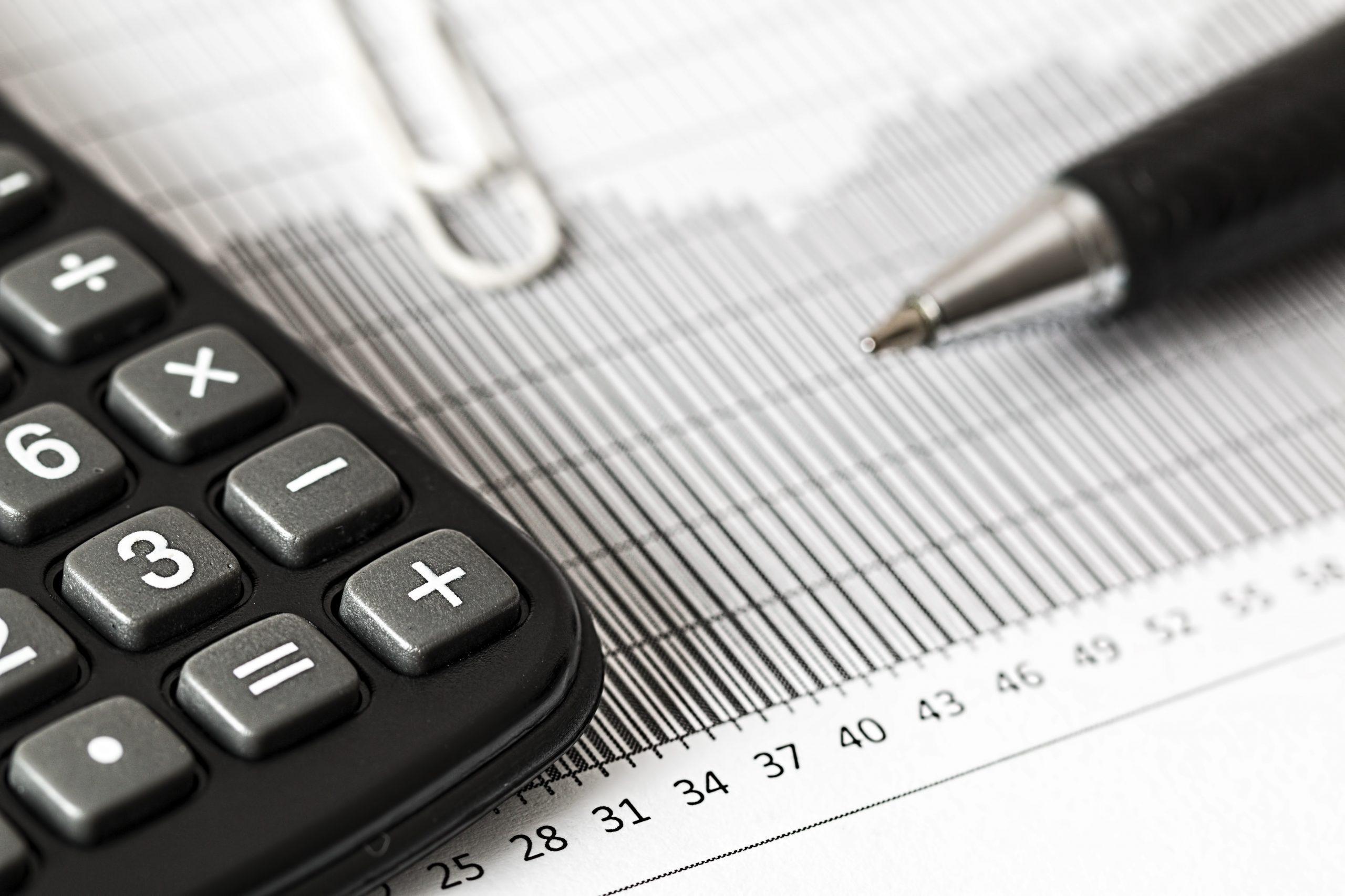 Calcul de la taxe d'habitation