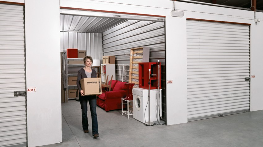 Solutions self-stockage